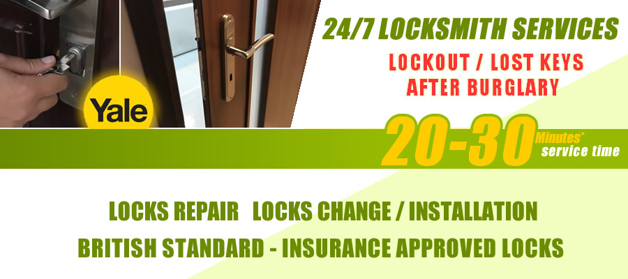 Swiss Cottage locksmith services